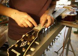 Riparazione chitarra