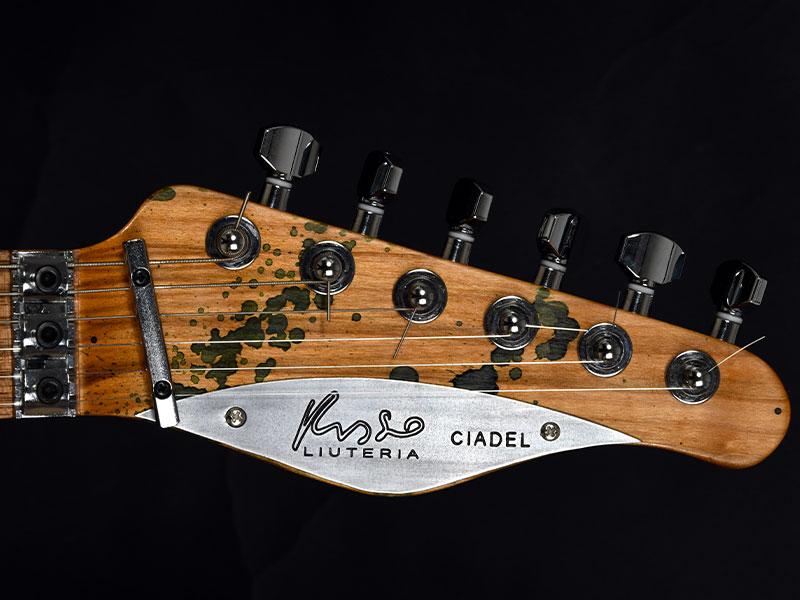 Chitarra Artigianale Ciàdel