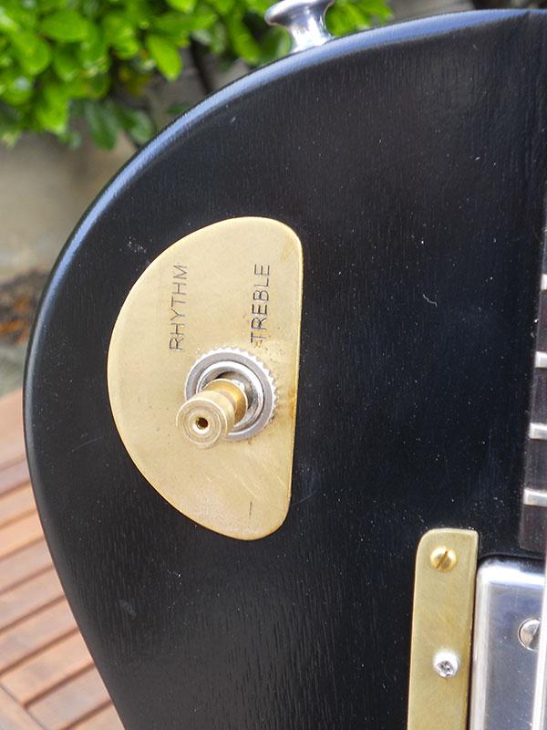 Personalizzazione chitarra Les Paul
