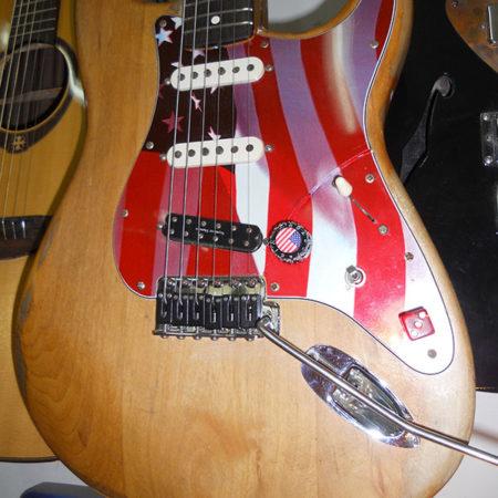 Riparazione Stratocaster